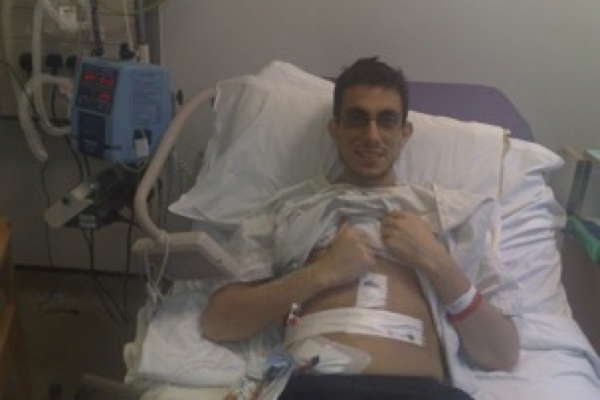 David post transplant