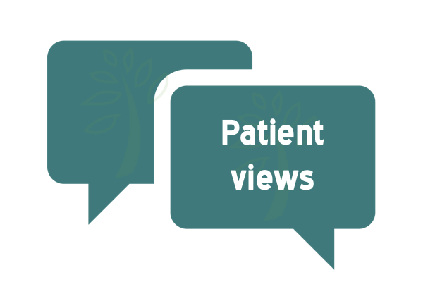 What PSC patients are thinking