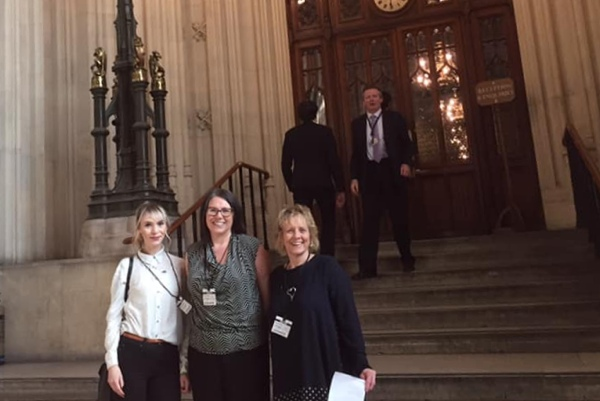 PSC Support at House of Commons for Rare Disease Day